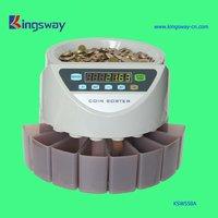 High-efficiency Modern Coin Counter KSW550A