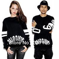 new 2013 woman&man's fashion clothing Misbhv GD brand design sport hoodies harajuku long-sleeve sweatshirt  punk  jacket
