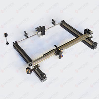 MT1390 1300MM*900MM Single Head XY Stages complete kit for DIY CO2 Laser Cutting Machine