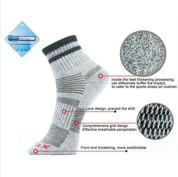 Unisex THERMAL HIKE WINTER WARM THICK COTTON SPORT SOCKS Mens&Womens SIZE 6 -11(China (Mainland))