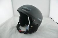 Ski helmets Snow ski equipment ski helmet cap international certification L (59-60CM) Black