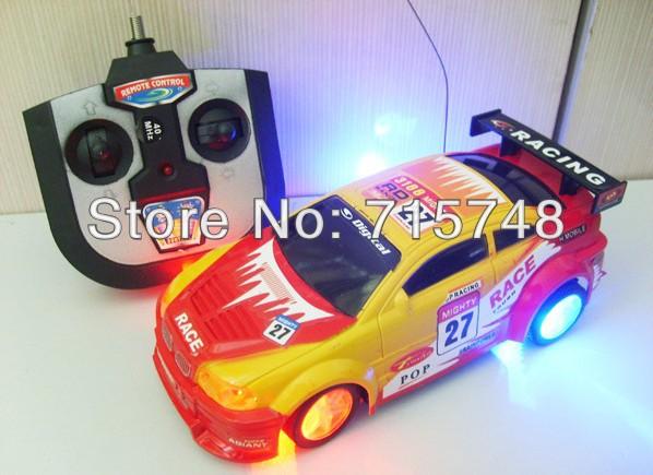 livraison gratuite de la vitesse de dérive flash à distance le contrôle à distance de voiture de jouet de commande en gros de vente haut