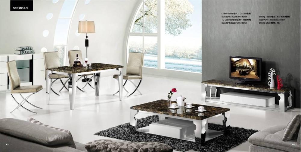 Sala da pranzo e soggiorno insieme ~ neburisky.net