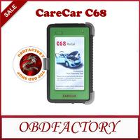 New 2014 Original CareCar C68 Retail DIY Professional Auto Diagnostic Tool Tools Electric obd2 Auto Diagnostic Tool