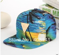 The new 2014 triangular standard sand flat in the hip-hop cap flat brim hat hat fashion baseball cap