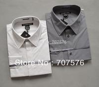 2013 men's autumn clothing commercial fashion long-sleeve shirt casual shirt formal plus size shirt