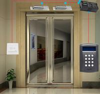 Access control electric lock time attendance belt display screen time attendance qau