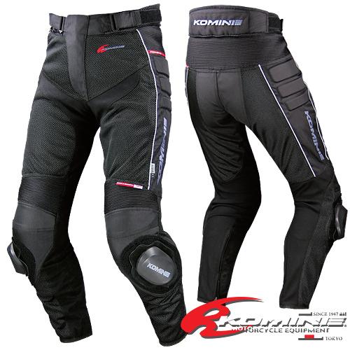New arrvial 2013 komine'pantalon pk-708 été, maillage. d'automobilebatterie pants_ pantalon moto de course