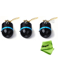 AI Ball Mini Wifi Hidden Cam IP Wireless Surveillance Camera 300000 pixel support WIFI connection iPhone ipad itouch 0.37-SC001B