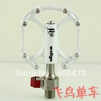 WELLGO QRD-C247 C247 quick release pedals / Folding bike pedals / bicycle pedals / bearing foot White color