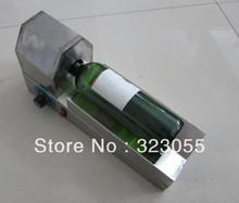 Manual portable bottle cap sleeve shrinking packing tool plastic film shrinker capsuler wrapping packaging machine(China (Mainland))