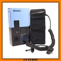 SD-9A 6 AA External Flash Battery Pack for Nikon SB-900 SB900 SB600 SB800 Camera