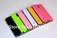 Colorful Gel TPU Case Soft Cover For Samsung Galaxy Note 3 III N9000 Free shipping