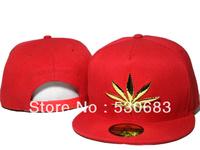 Newest D9 Reserve Snapback cap popular men women Marijuana Metal logo baseball caps 2 colors sport hip-hop hat!Free shipping!