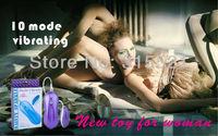10 Functions plating Shell vibrating beads sex vibrator balls clit massager bullet egg