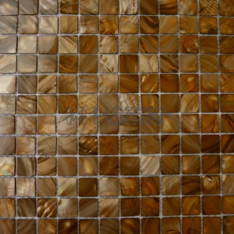 Online kopen wholesale bruine tegels uit china bruine