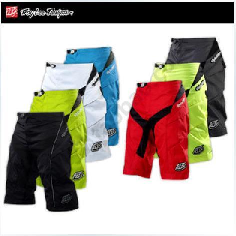 2013 neue, qualitativ hochwertige mit pad! Troy Lee Designs TLD shorts radhose fahrrad bmx bergab motocross kurze hosen