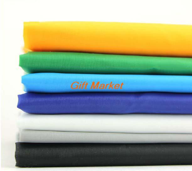 3 meter/lot Thin waterproof fabric waterproof sunscreen fabric tarpaulin fabric travel bag laptop bag water-proof cloth(China (Mainland))