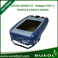 Professional Auto Diagnostic Tool For Toyota Denso IT2 Intelligent Toyota Tester 2 Toyota Tester IT2 with Good Quality