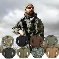 100% Waterproof Men Outdoor Hunting Camping Waterproof Coats Jacket Military Tactical Jacket  Army Coat TAD V 4.0 S,M,L,XL,XXL