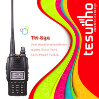 TESUNHO TH-890 wide long for hunting amateur wireless handsfree design tough two way radio