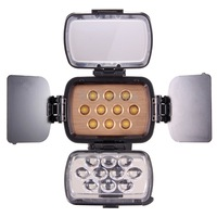 Professional IS-L 10 LED Video Light for Camera Video Camcorder