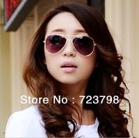 Ran Band 2014 Retail Fashion Women's The Sun Glasses Retro Inspired Club Elegant Metal Star Master Sunglasses Women