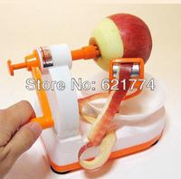 New Hot Portable Fruit Peeler Corer Slicer Cutter Parer Knife Kitchen Helper Tool Dropshipping Wholesale Free Shipping