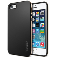 High Quality SGP Spigen Neo Hybrid Mobile Phone case Cover for iPhone 5 5G 5S 5c, 1pcs/lot+drop shipping RCD03000