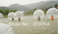 2 m transparent water walking ball inflatable toys