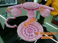 telefone Telephone hellokitty phone diamond mini telephone style telephone  telefon