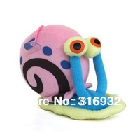 J1 Free shipping Mini small SpongeBob Sponge Bob Gary Plush toy Doll 15cm , 1pc