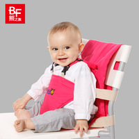 baby carriers Infant portable dining chair belt baby suspenders safety seat belt