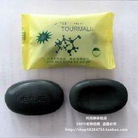 3pcs Tourmaline soap tourmaline revitalizing soap sttend 50g tender skin  Health Care Magnetotherapy supplies Tourmaline healthy