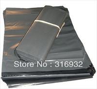 E3  free shipping  28*42CM,grey Express Bag Poly Mailer Mailing Bag Envelope Self Adhesive Seal Plastic Bag