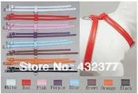 Free shipping new 2014 Pet dog products pet collars Harnesses Chest straps dog supplies 8 colors wholesale