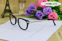 Free Shipping    Vogue  Luxury   Women/Man  Glasses Frame  Eye  Optics  Clear Glasses  Optical  Eyeglasses Frames Men/Women J106