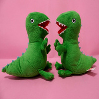 free shpping10pcs George Pig Dinosaur plush toy 17cm