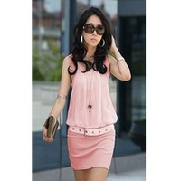 Hot sale women dress Stylish Siamese sexy package hip high quality female dress