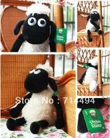 27cm 5pc/lot Hot sale very cute NICI sheep creative plush toy stuffed toy doll Shaun sheep 27cm
