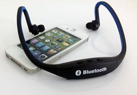 Sport Stereo Bluetooth headset MP3 movement movement after hanging stereo Bluetooth wireless headphone universal