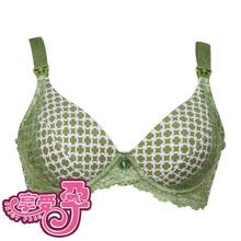 cheap padded nursing bra