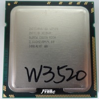 Intel xeon w3520 8m 2.66 ghz 4.80 gt s 4 8 line 1366 needle cpu