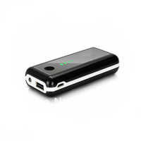 Wholesale Power Bank iphone 5 4S 5S / SAMSUNG Galaxy SIV S4 S3 / HTC One fit all Mobile Phone 5200mah