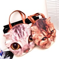 Cat HARAJUKU bag cat pack muchacha cat sweet Women bag female backpack
