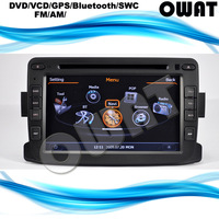 Free Shipping 3G USB Host  Renault Duster GPS Radio DVD Player BT TV PIP RDS IPOD Control Dual Zone WIFI DVR  Renault Duster GPS