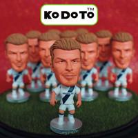KODOTO 23# BECKHAM (LA) Soccer Doll (Global Free shipping)