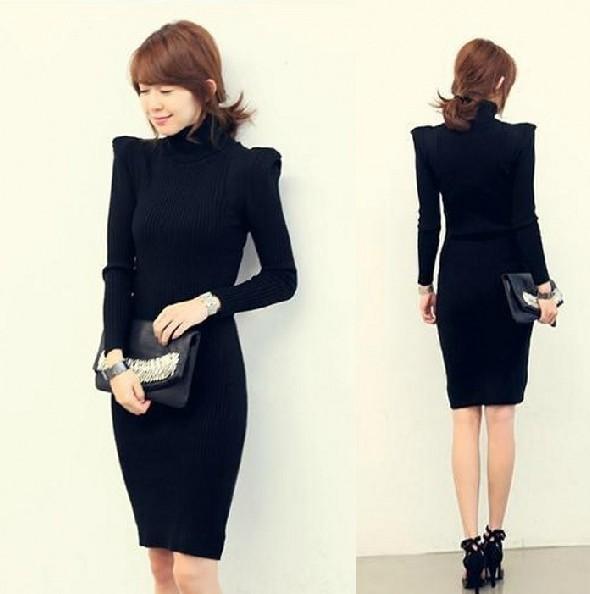 Elegant Long Sleeve Dresses