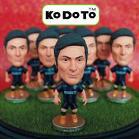 KODOTO 4# ZANETTI (IM) Soccer Doll (Global Free shipping)