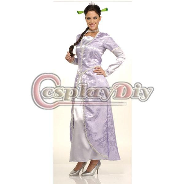 Shrek Fiona Wedding Dress
